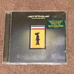 Jamiroquai: Travelling Without Moving (CD, Music, Acid Jazz, 1997, Work Group) #AcidJazz