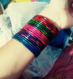 Bangles love :-D