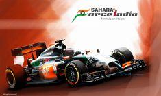 2014 Formula one cars