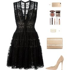 A fashion look from April 2017 featuring Elie Saab dresses, Jimmy Choo pumps and Jimmy Choo clutches. Browse and shop related looks.