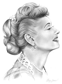 This drawing of Lucille Ball was finished in December of last year. Lucille Ball, Celebrity Caricatures, Celebrity Drawings, Vintage Hollywood, Classic Hollywood, Graphite Art, Graphite Drawings, Lucy And Ricky, 3d Drawings
