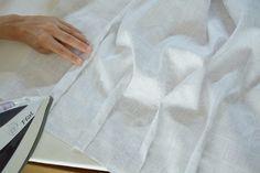 タック入りサーカスパンツの製図・型紙と作り方 | nunocoto fabric Linen Pants, Sewing, Fabric, Tejido, Dressmaking, Tela, Couture, Stitching, Cloths
