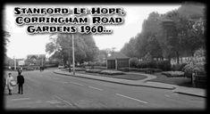 Stanford-Le-Hope, Corringham Road Gardens c.1960