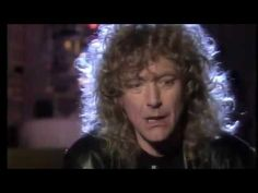 Robert Plant - Wired - June 1988 - YouTube