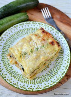 Lasagna, Bologna, Quiche, Zucchini, Breakfast, Ethnic Recipes, Food, Ham, Morning Coffee