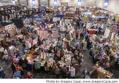 Road to California Quilters Conference and Showcase: The Best in The West! (January 23-26, 2014)