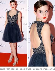 emma watson in elie saab couture