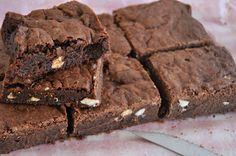 ·: cozinha sem avental :·: Brownies......esta é mesmo a melhor