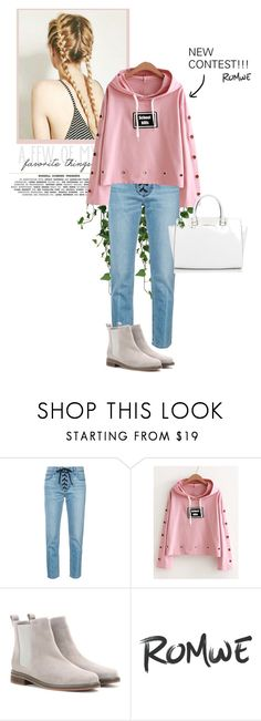 """""""NEW ROMWE CONTEST"""" by annna-136 ❤ liked on Polyvore featuring A.L.C., Loro Piana and Michael Kors"""