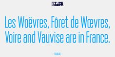 Varial Medium & Varial Rounded Medium typefaces by Type Dept. France, Cloud 9, Tech Companies, Fonts, Typography, Company Logo, Ads, Video Tutorials, Medium