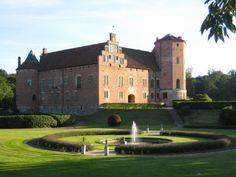 Torup castle, Skåne, Sweden.