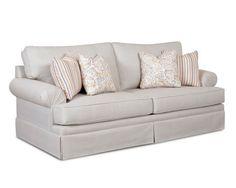 Klaussner Living Room Napatree Sofas K73700 S - Klaussner Home Furnishings - Asheboro, North Carolina