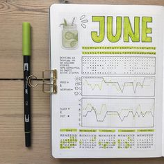 25 habit tracker ideas for your bullet journal - Planer, Tagebuch, Bullet Journal, BuJo - diy and crafts Bullet Journal Inspo, Bullet Journal Tracker, Bullet Journal Writing, Bullet Journal Aesthetic, Bullet Journal Themes, Bullet Journal Ideas Pages, Bullet Journal Spread, Bullet Journal Health, Bullet Journal Graph