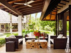 Marc Anthony and Shannon de Lima Muñiz Create an Oasis in the Dominica Photos | Architectural Digest