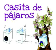 Casita de pájaros - las tres erres - Gemser Libros Personalizados