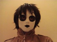 Masky cosplay ^^^That's awesome! It looks like Marble Hornets! Creepypasta Masky, Creepypasta Characters, Creepy Monster, Creepy Pasta Family, Cosplay Outfits, Cosplay Ideas, Jeff The Killer, Best Cosplay, Anime Cosplay