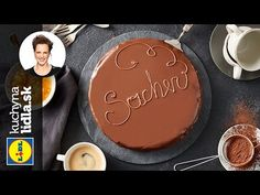 Čokoládovo-orechová torta - Adriana Poláková - recepty kuchynalidla.sk - YouTube Youtube, Chocolate Cakes, Sweet Recipes, Sugar, Bolo De Chocolate, Youtubers, Youtube Movies, Chocolate Cookies