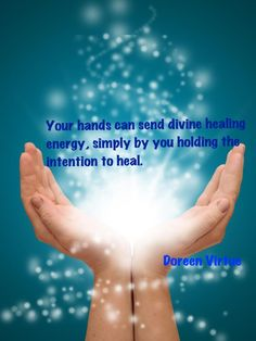 This is very important to know about healing energy.