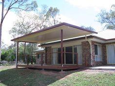 Skillion flyover style 640 470 skillion roof for Garden decking gumtree