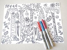 swear word twat adult coloring book sweary page mature content download colouring art book home decor relax print digital lasoffittadiste