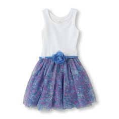 The Childrens Place - An adorable style that's made for dancing with a little lace and a lot of tutu!