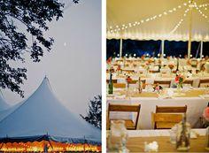 Rebecca Shepherd floral design: Queens County Farm wedding.