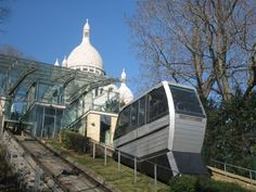 Funiculaire Butte Montmartre