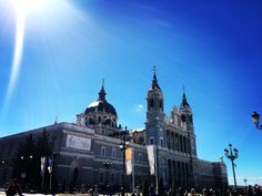 #Himmel #Sonne #Kirsche #Spain #Caredral #Spaña #Cielo #sol
