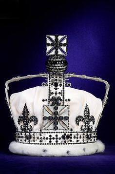 Jo Malone. In honor of the upcoming Queen's Jubilee, the famous London department store Harrod's asked top fashion labels to envision an updated version of the Queen's royal crown.