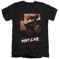 They Live/Poster-Black