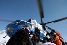 Kamtschatka Heliboarding