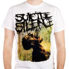 """Suicide Silence """"The Cleansing"""" T-Shirt at http://www.indiemerchstore.com"""