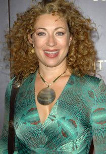 DW Challenge Day 18: Favorite Actress. Alex Kingston. I think it's the hair. It's gotta be the hair. I mean, look at that hair. It's clearly got magic inside it.