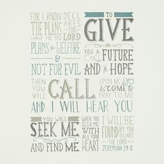 Jeremiah 29:11-14                                                       …