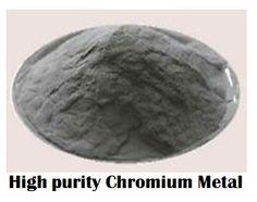 http://www.greenearthchem.com/product/high-purity-chromium-metalhigh-purity-chromium-metal-powder