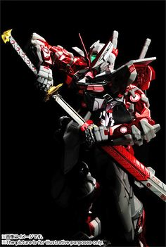 [EVENT] Tamashii Nation 2015: Metal Build Gundam Astray Red Frame: Official Images http://www.gunjap.net/site/?p=278450