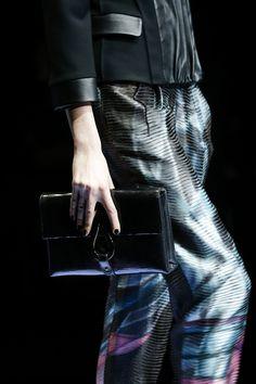 Giorgio Armani Fall 2015 RTW Runway - Vogue