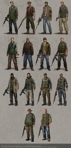 FIREFLY Group. THE LAST OF US.