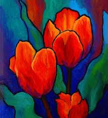 Resultado de imagen para flower painting