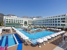 Kemer Karmir Resort & Spa Turkey, Europe Karmir Resort & Spa is conveniently located in the popular Goynuk area. The hotel offers guests a range of services and amenities designed to provide comfort and convenience. Take advantage of the hotel's 24-hour security, daily housekeeping, gift/souvenir shop, 24-hour front desk, 24-hour room service. Television LCD/plasma screen, bathroom phone, internet access – wireless, whirlpool bathtub, air conditioning can be found in selected ...