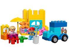 Mit LEGO® DUPLO® regen Sie Ihr Kind zu endlosem kreativem Bauen an!