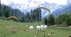 Walking, trekking, water rafting, paragliding camping and mountaineering are some of the sporting option available on these hill stations of India.