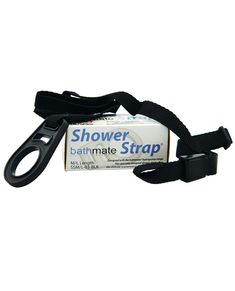 The Bathmate Shower Strap was engineered with the shower user in mind, making it easy and confortable to use in the shower. The ShowerStrap is comfortable.