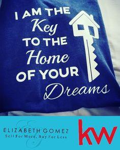 Call me at (786)319-1322 or e-mail me at egomez195@gmail.com! Real Estate Logo Design, South Florida, Call Me, Dreaming Of You