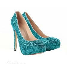 lovely nice blue shoes <3