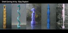 chalk carving art_bijay boghani