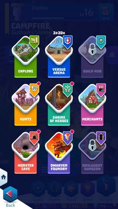 Game Gui, Game Icon, Solitaire Games, Low Poly Games, Button Game, Game Ui Design, Pixel Art Games, Japan Games, Game Interface