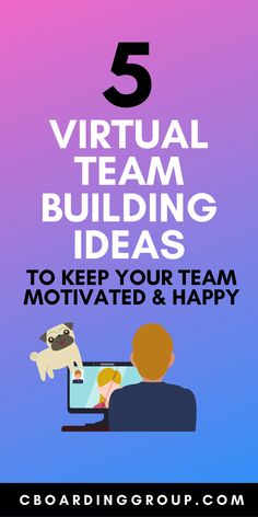 5 Virtual Team Building Ideas to keep things light & fun while working remote Team Bonding Activities, Fun Team Building Activities, Team Building Exercises, Leadership Activities, Building Ideas, Teacher Team Building, Icebreaker Activities, Icebreakers, Physical Activities