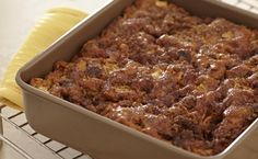 Apple coffeecake is a delicious treat at any time of day!