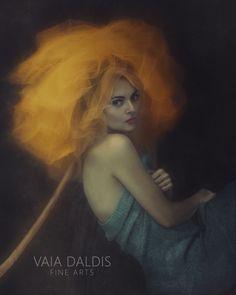 "Fine Art Portraiture. If You Love a Flower, Don't Pick it Up"" - All Photos ©Vaia Daldis"